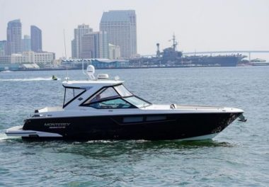2019Monterey 378SE - $389,000 boat for sale, photos and specifications
