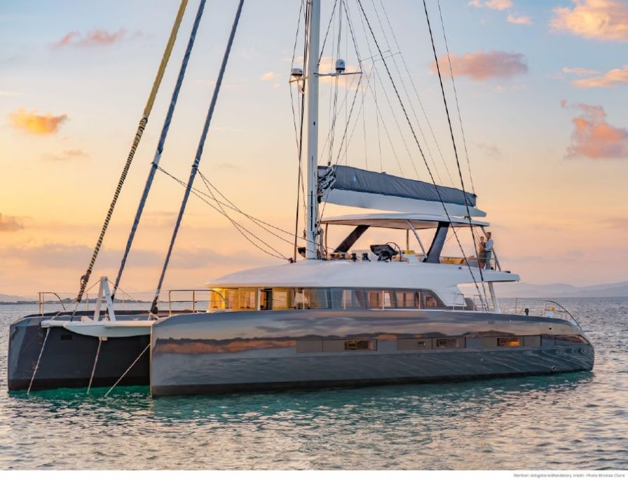 2021Lagoon 77 - $2,537,432 boat for sale, photos and specifications