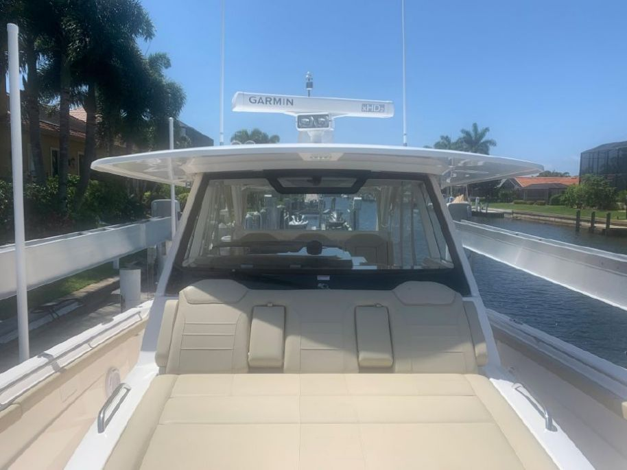 2017Pursuit S 408 - $565,000 boat for sale, photos and specifications