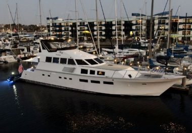 1971Bertram Cockpit Motor Yacht - $495,000 boat for sale, photos and specifications
