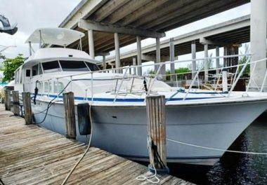 1977Bertram 71 Motor Yacht - $89,999 boat for sale, photos and specifications