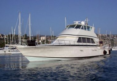2002Bertram gm 76 - $356,587 boat for sale, photos and specifications