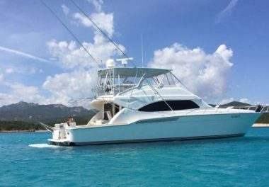 2008Bertram 630 Convertible - $1,073,340 boat for sale, photos and specifications