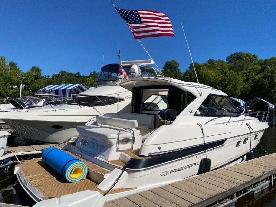 2012Regal 46 Sport Coupe - $415,000 boat for sale, photos and specifications