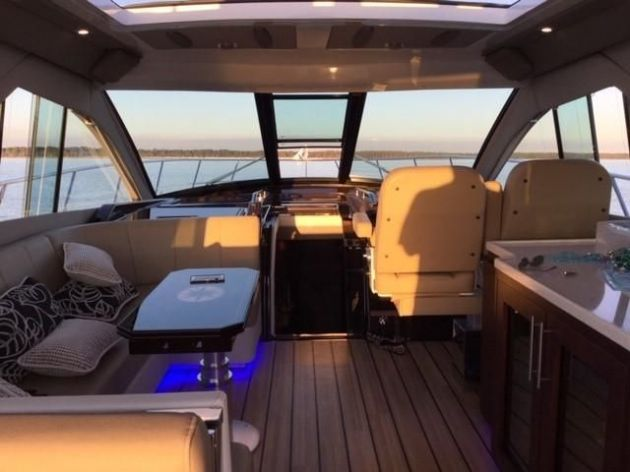 2015Regal 53 Sport Coupe - $769,000 boat for sale, photos and specifications