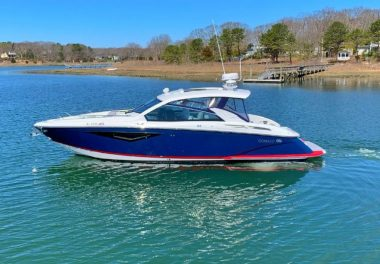 2019Cobalt A36 - $324,900 boat for sale, photos and specifications