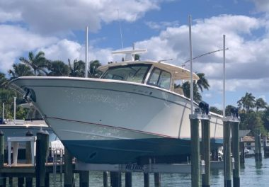 2019Grady-White 456 Canyon - $1,200,000 boat for sale, photos and specifications