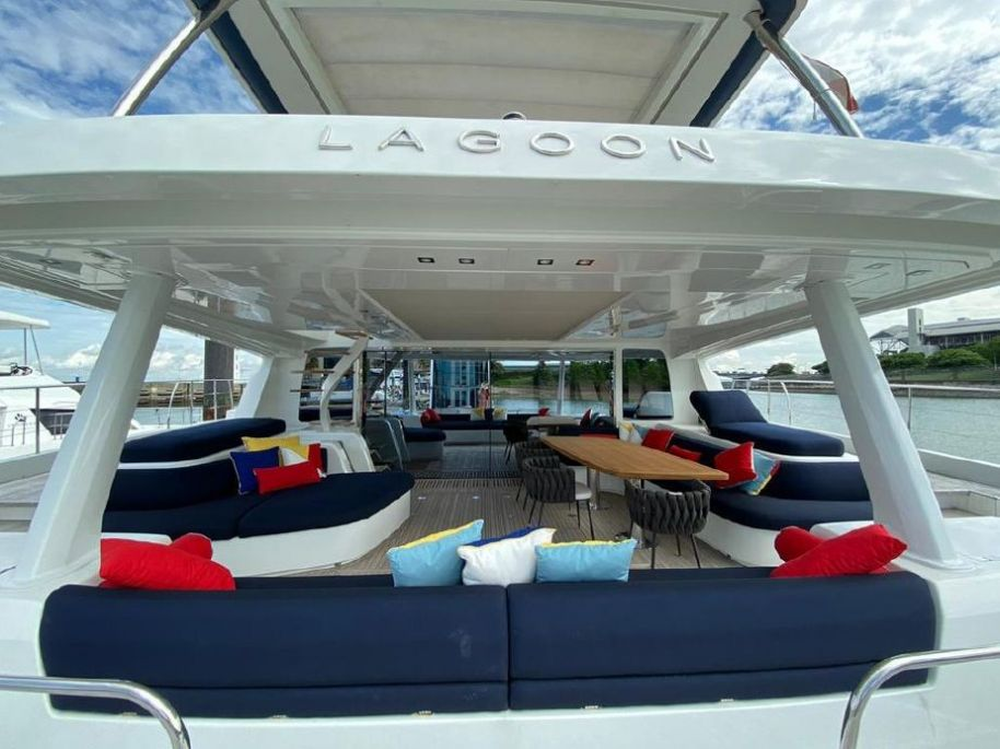 2019Lagoon SEVENTY 8 - $5,297,865 boat for sale, photos and specifications