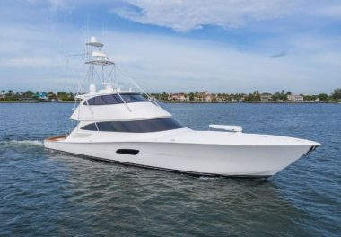 2016Viking Enclosed Bridge - $6,900,000 boat for sale, photos and specifications