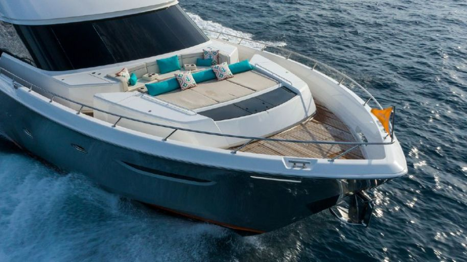2018Viking Enclosed Bridge - $8,500,000 boat for sale, photos and specifications
