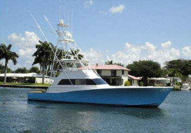 1987Monterey Convertible - $559,000 boat for sale, photos and specifications