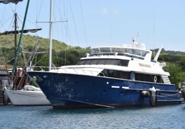 1995Hatteras 105 - $1,890,000 boat for sale, photos and specifications