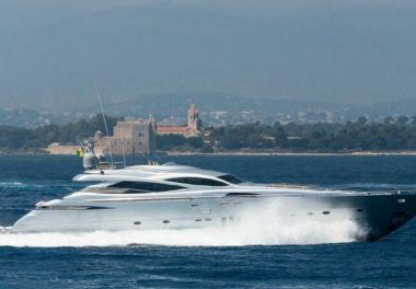 2006Pershing 115 - $2,602,377 boat for sale, photos and specifications