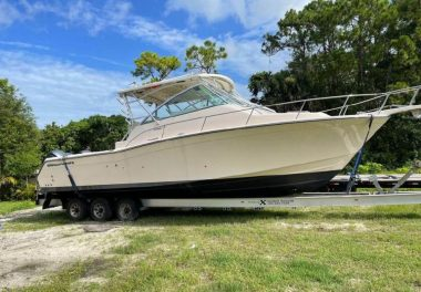 2008Grady-White 37 Express - $285,000 boat for sale, photos and specifications