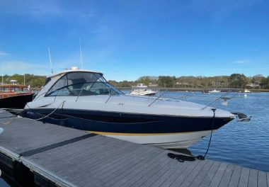 2009Cobalt 373 - $215,000 boat for sale, photos and specifications