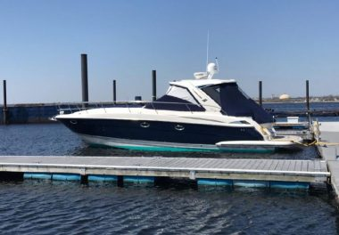 2009Monterey 400 Sport Yacht - $229,908 boat for sale, photos and specifications