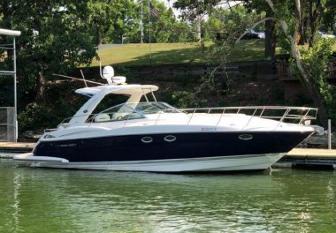2009Monterey 400 Sport Yacht - $329,000 boat for sale, photos and specifications