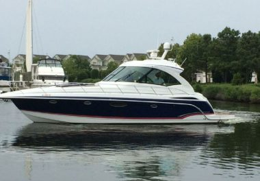 2010Formula 45 Yacht - $430,000 boat for sale, photos and specifications