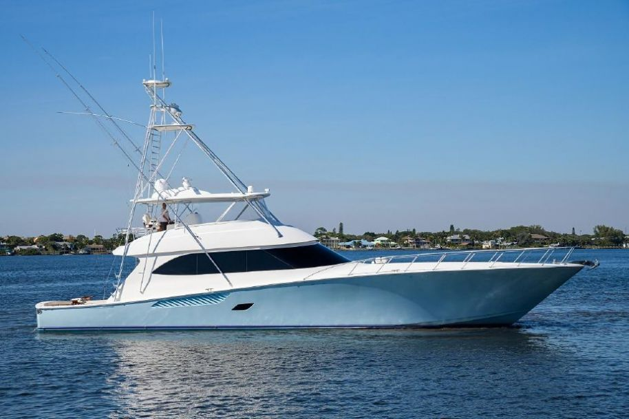 2010Viking Convertible - $3,750,000 boat for sale, photos and specifications