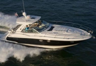 2011Monterey 400 Sport Yacht - $274,900 boat for sale, photos and specifications