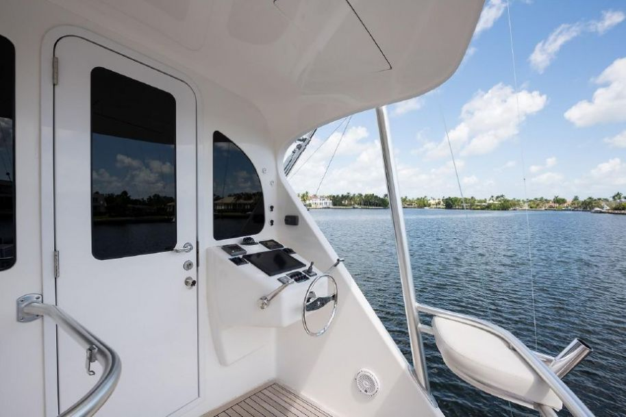 2013Viking Enclosed - $4,295,000 boat for sale, photos and specifications