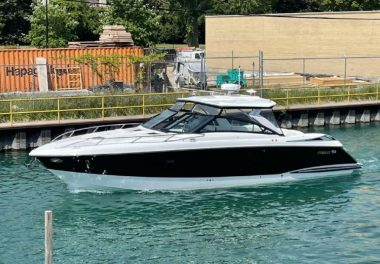 2014Cobalt A40 - $349,000 boat for sale, photos and specifications