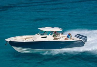 2014Grady-White 376 Canyon - $325,000 boat for sale, photos and specifications