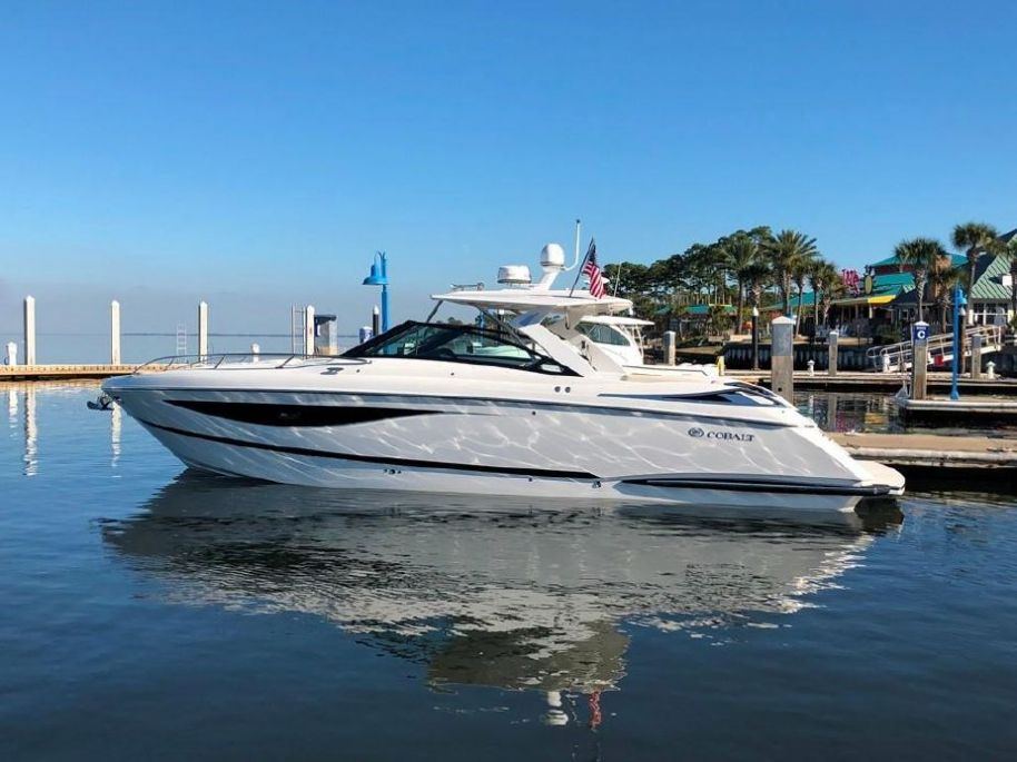 2015Cobalt A40 - $449,980 boat for sale, photos and specifications