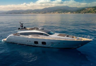 2015Pershing 108 - $8,438,350 boat for sale, photos and specifications