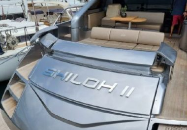 2015Pershing 62 - $1,544,790 boat for sale, photos and specifications