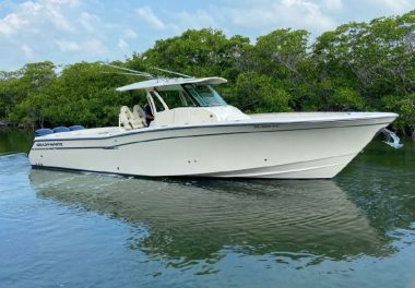 2016Grady-White 376 Canyon - $389,950 boat for sale, photos and specifications