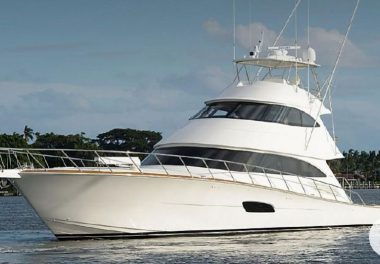 2016Viking 92 Enclosed Bridge - $8,590,000 boat for sale, photos and specifications