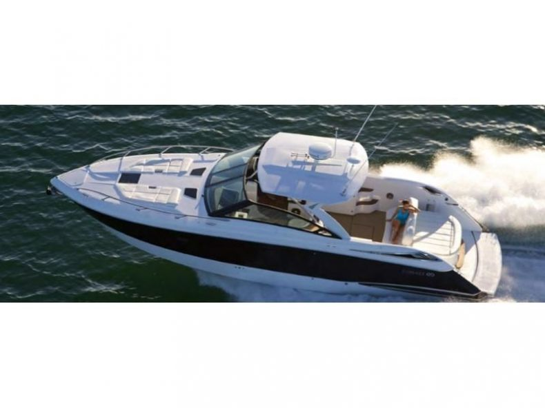 2017Cobalt A40 - $499,000 boat for sale, photos and specifications