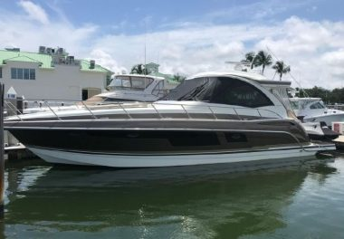 2017Formula 45 Yacht - $659,000 boat for sale, photos and specifications