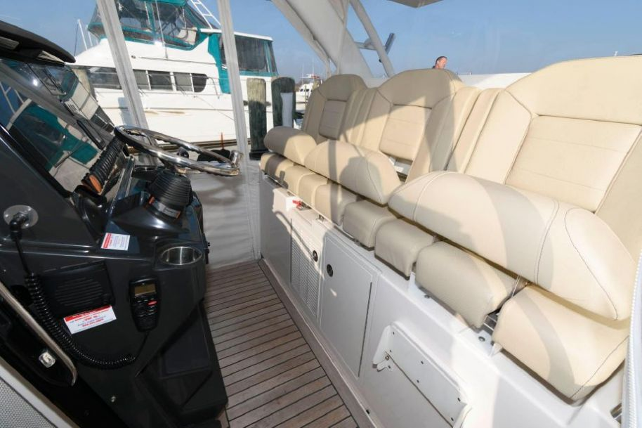 2017Pursuit S 408 - $600,000 boat for sale, photos and specifications