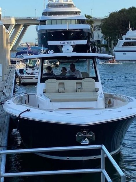 2019Pursuit S 408 - $699,000 boat for sale, photos and specifications