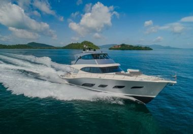 2019Riviera 68 Sports Motor Yacht - $3,163,275 boat for sale, photos and specifications
