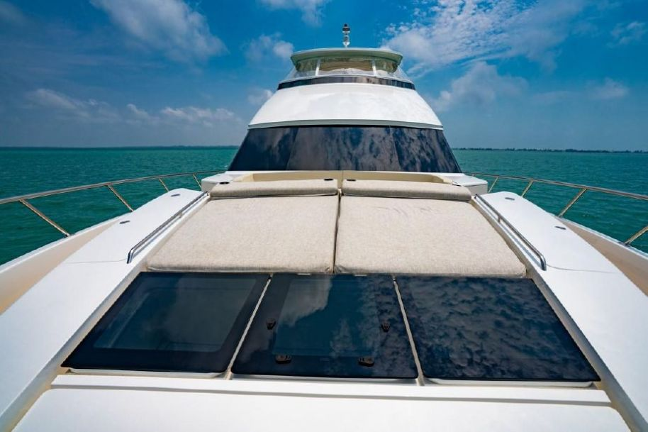 2019Viking 82 Cockpit MY - $6,175,000 boat for sale, photos and specifications