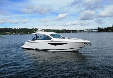 2020Cobalt A36 - $399,000 boat for sale, photos and specifications