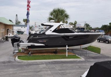 2021Monterey 385 Super Express - $465,000 boat for sale, photos and specifications