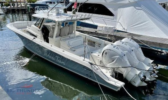 2021Pursuit S 378 Sport - $789,000 boat for sale, photos and specifications