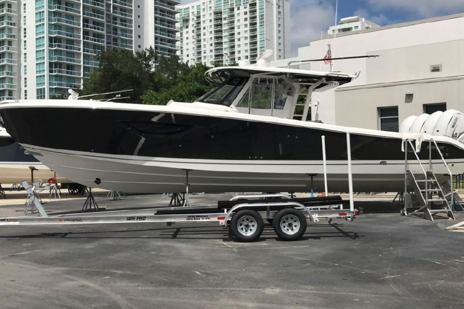 2021Pursuit S 428 - $1,149,000 boat for sale, photos and specifications